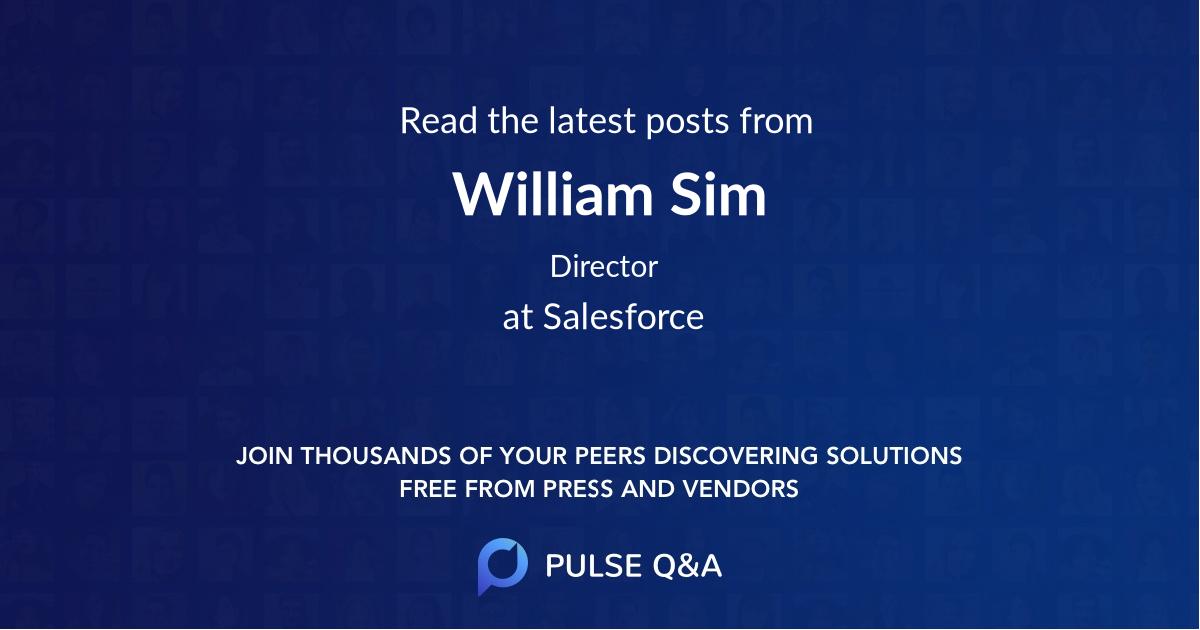 William Sim