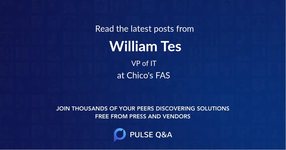 William Tes