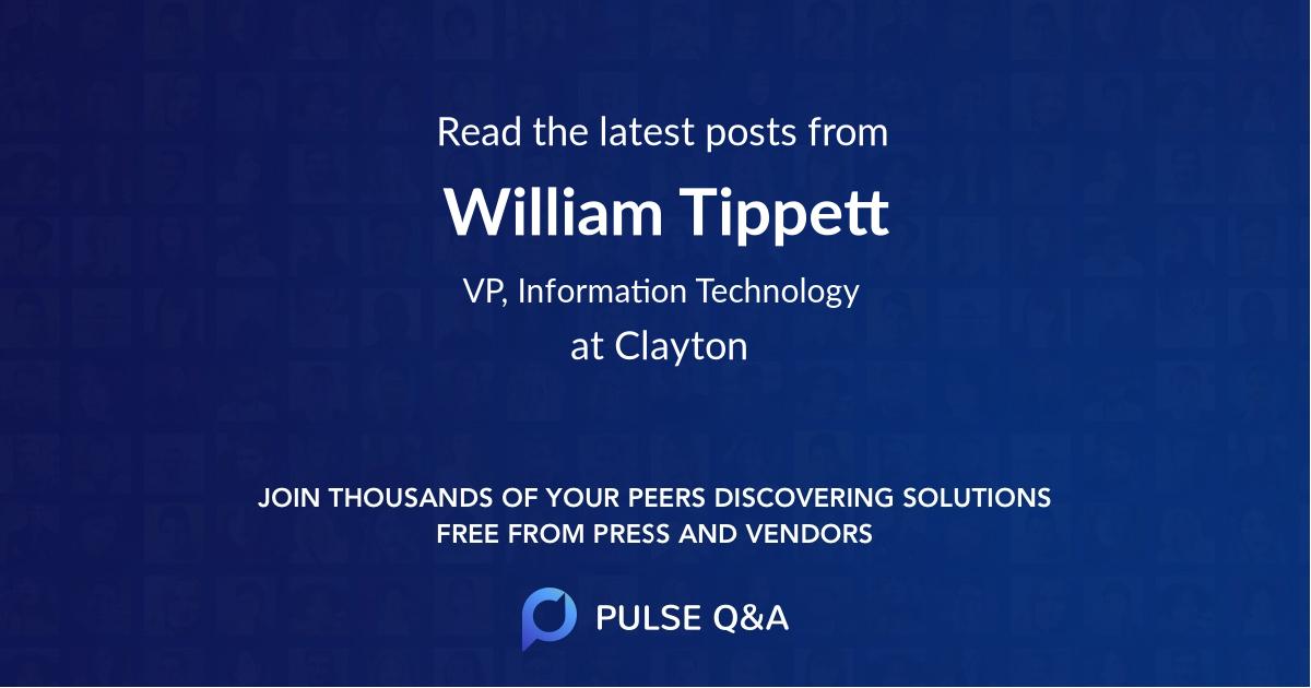 William Tippett