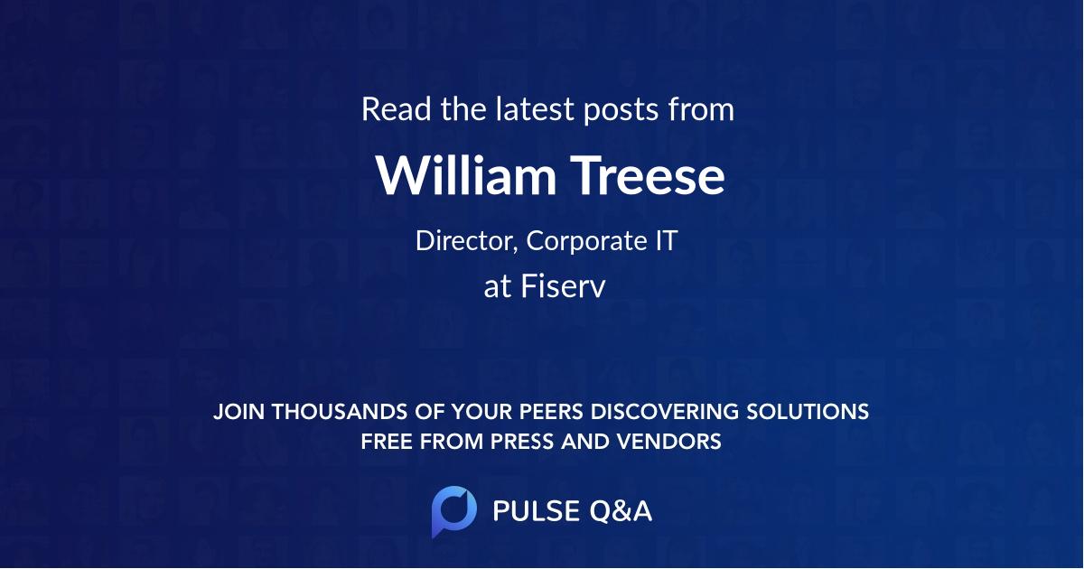 William Treese
