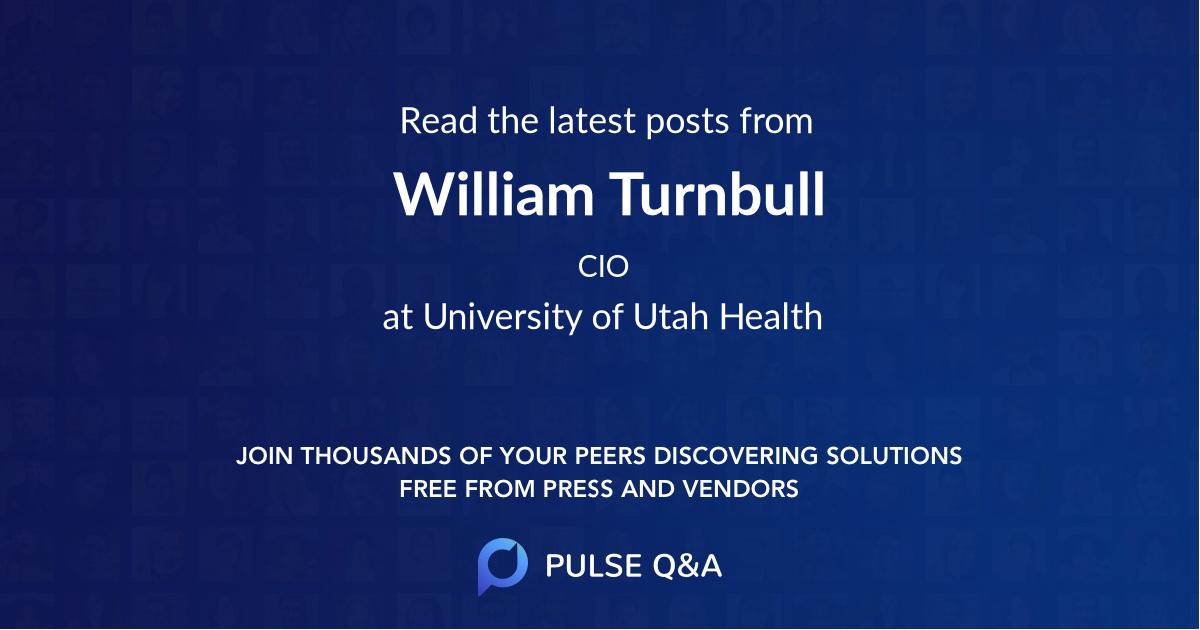 William Turnbull