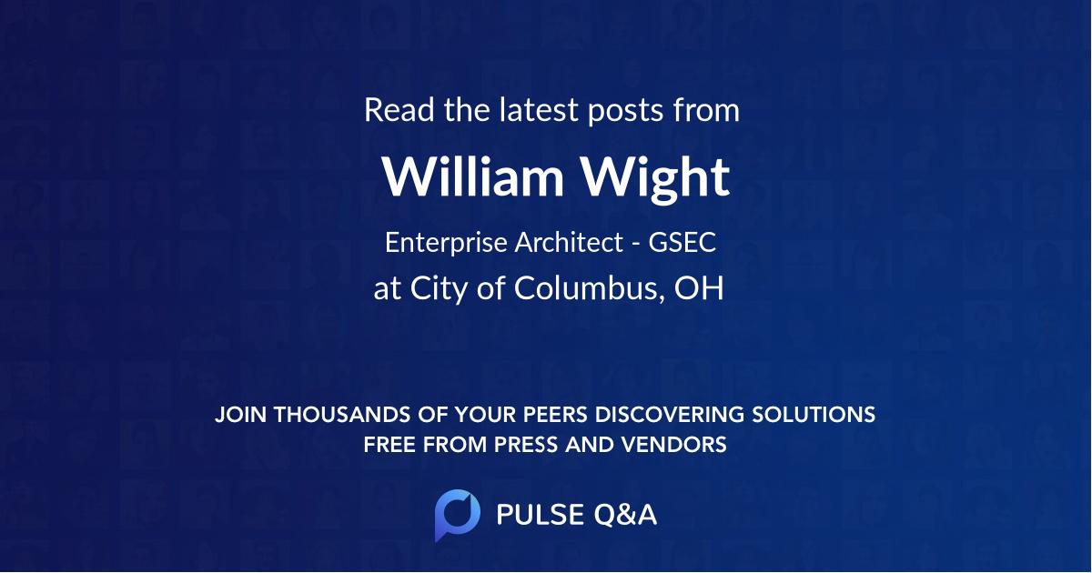 William Wight