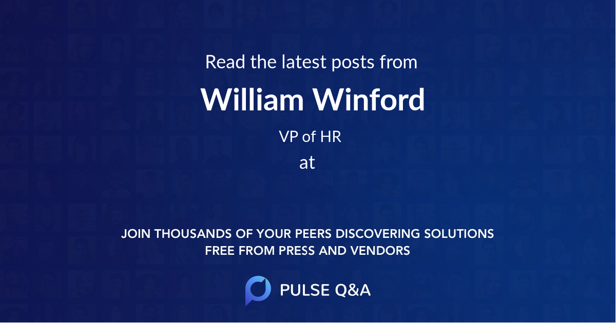 William Winford
