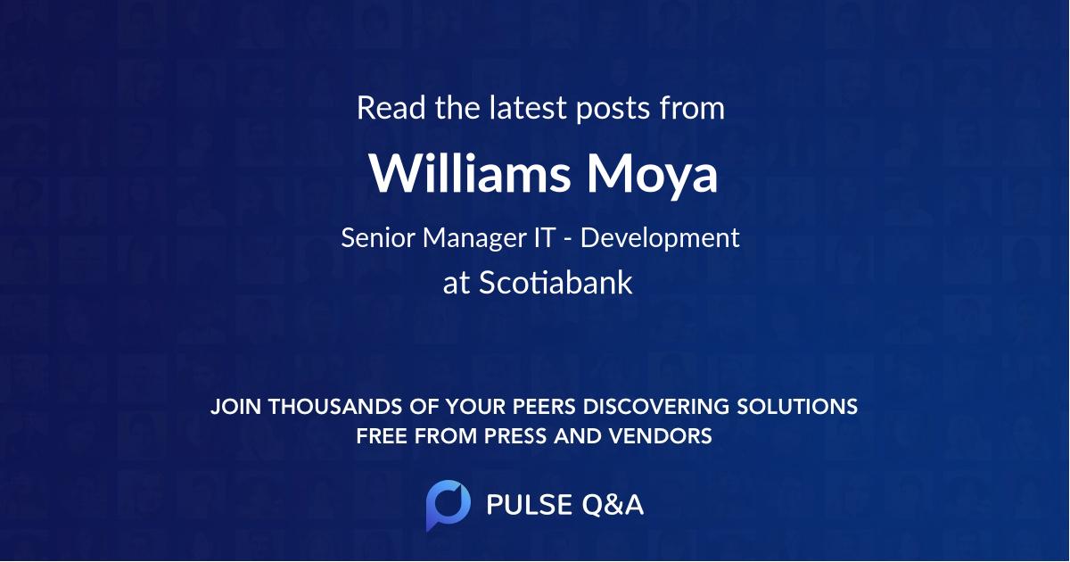 Williams Moya