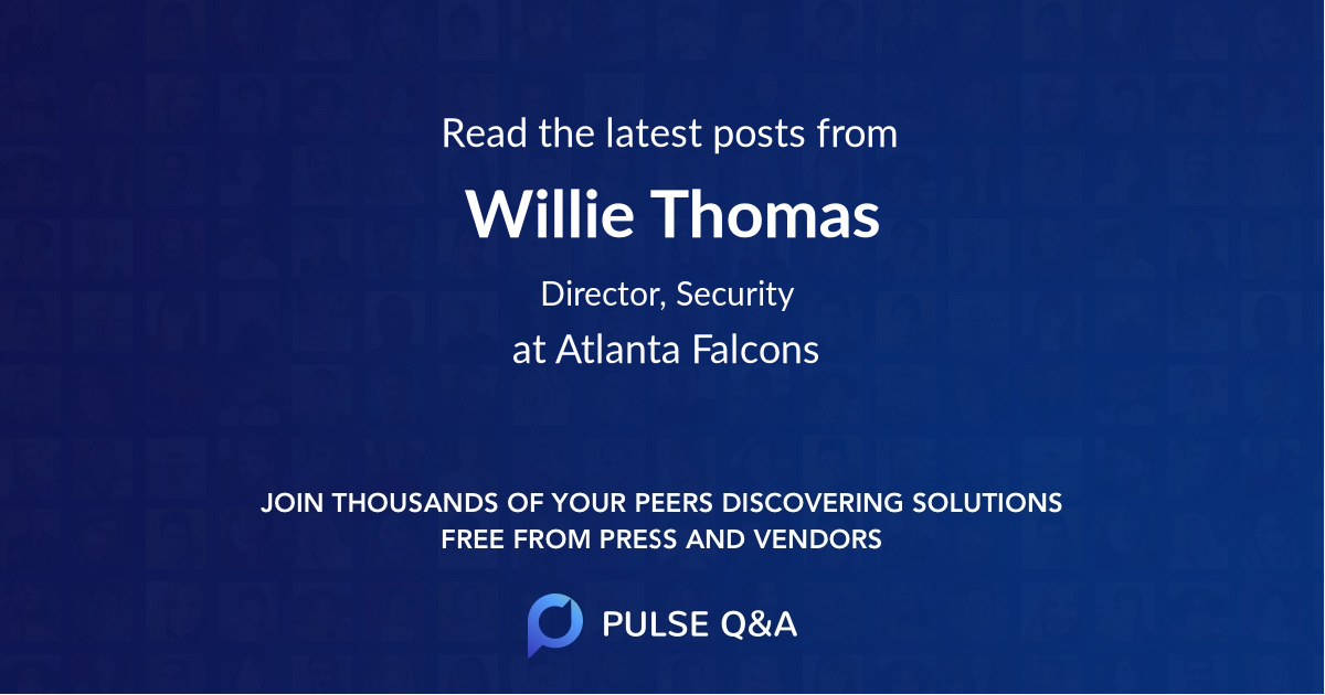 Willie Thomas