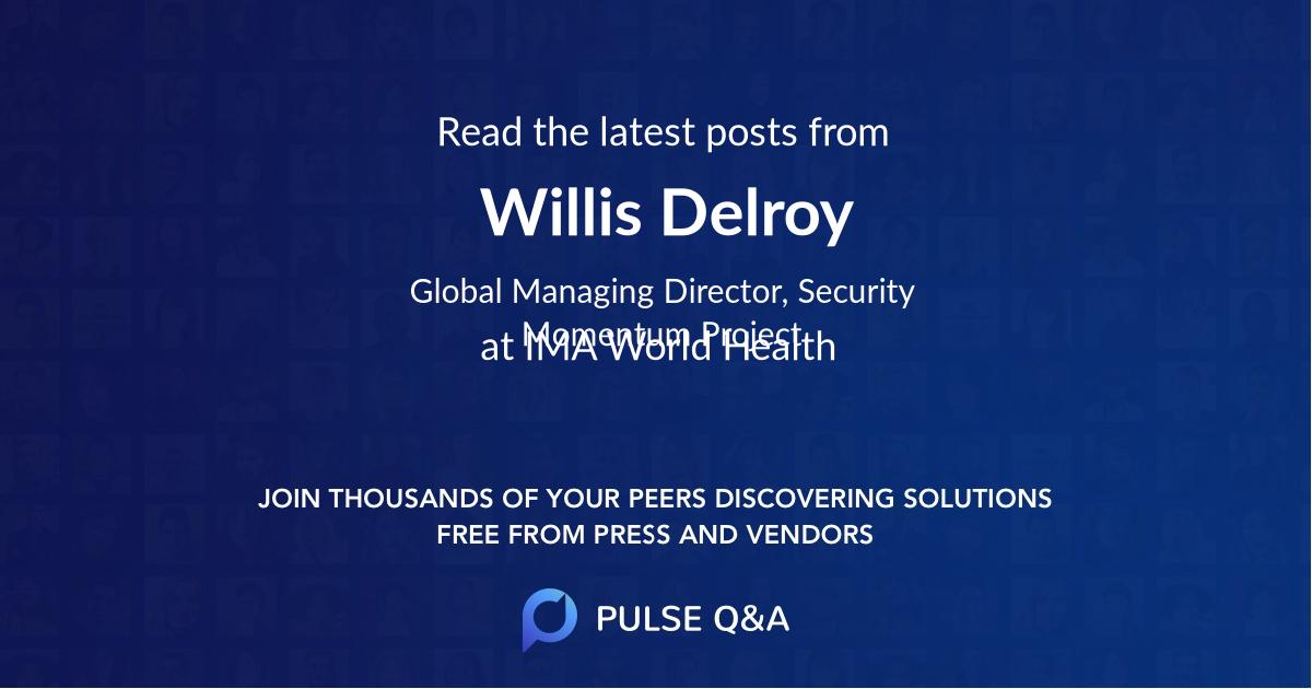 Willis Delroy