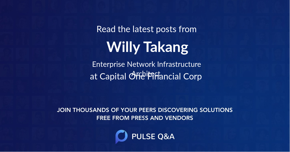 Willy Takang