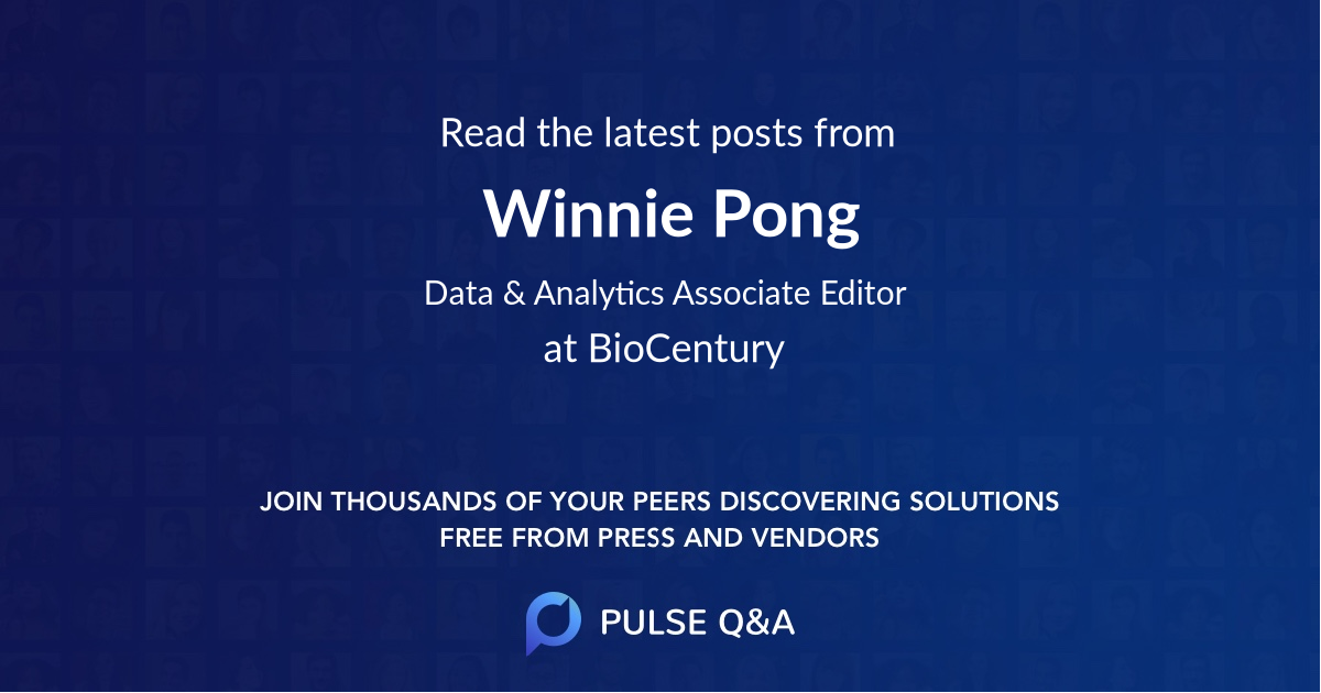Winnie Pong