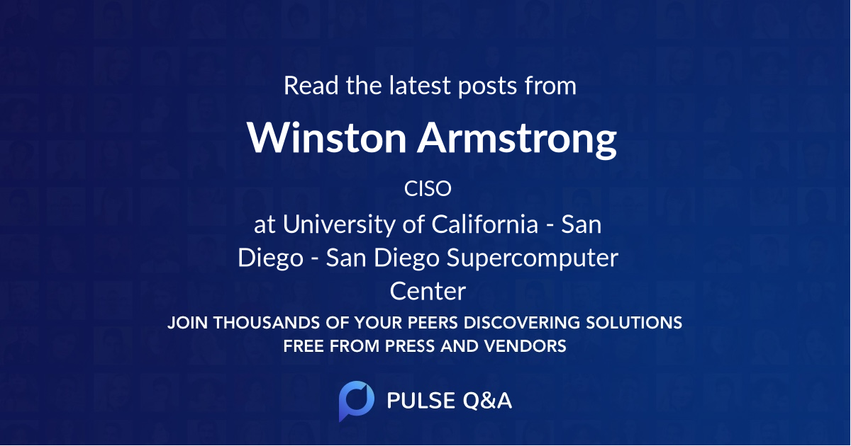 Winston Armstrong