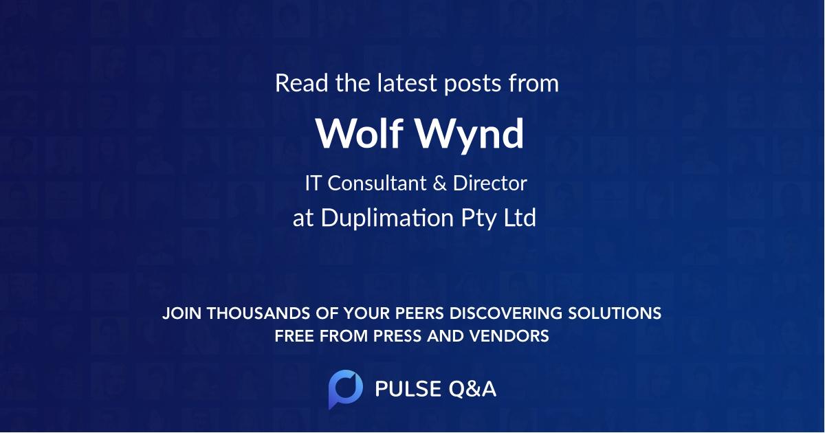 Wolf Wynd