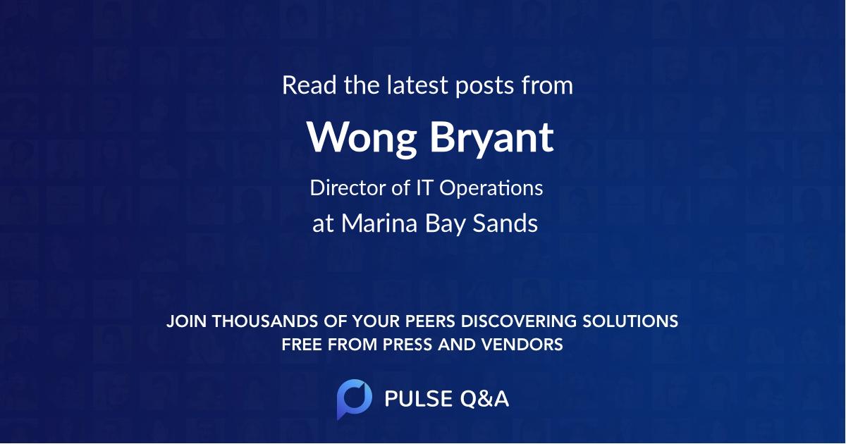 Wong Bryant