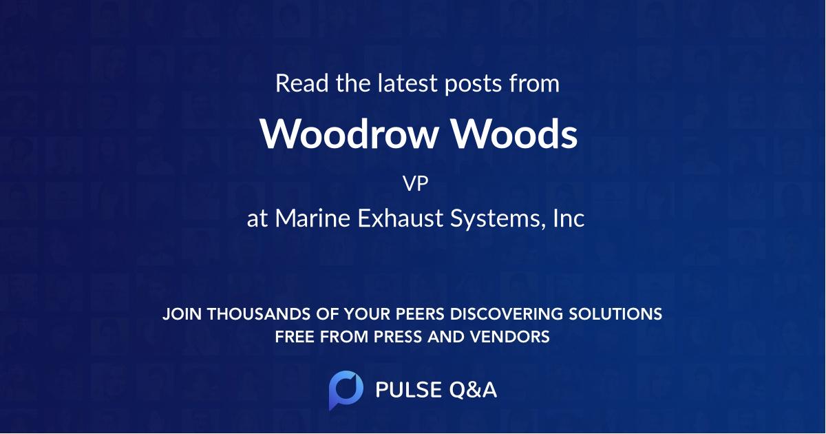 Woodrow Woods