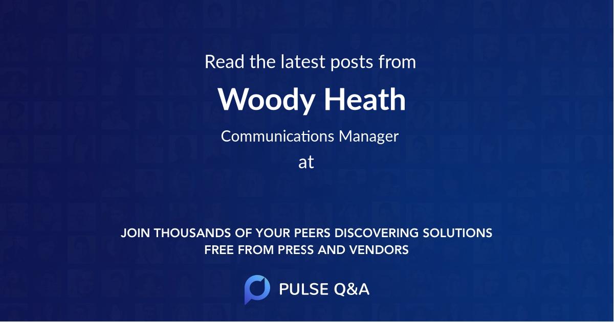 Woody Heath