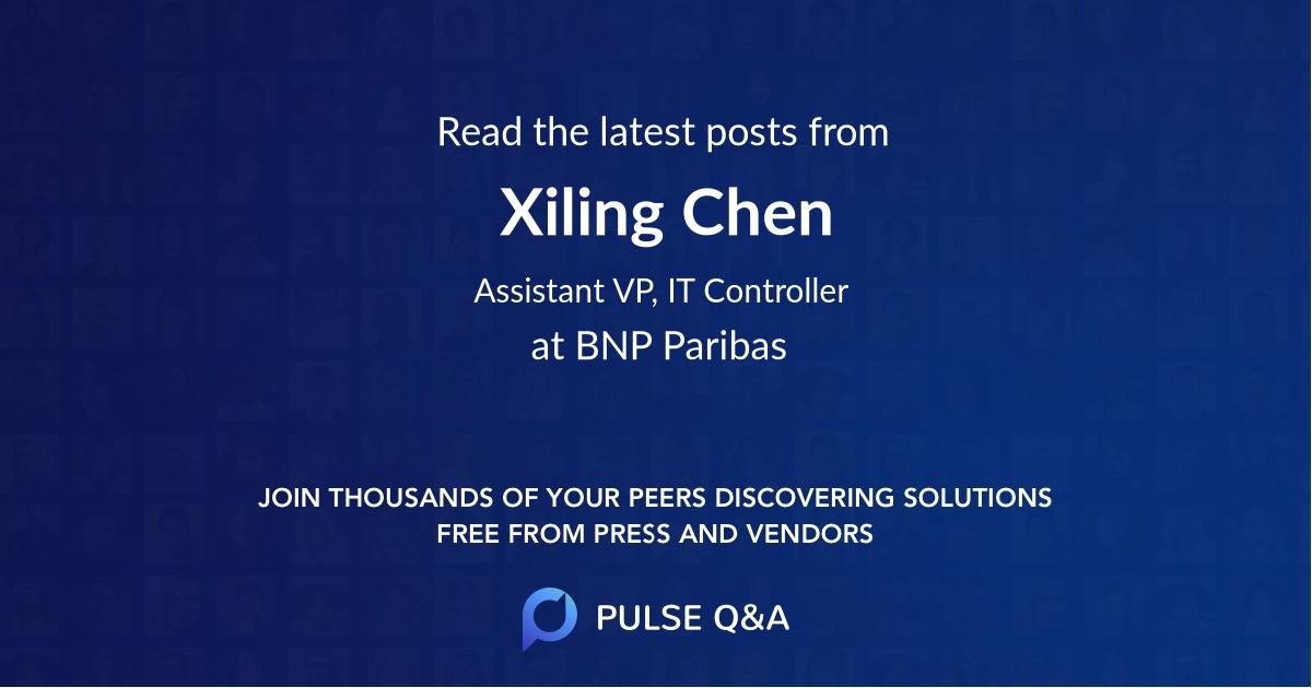 Xiling Chen