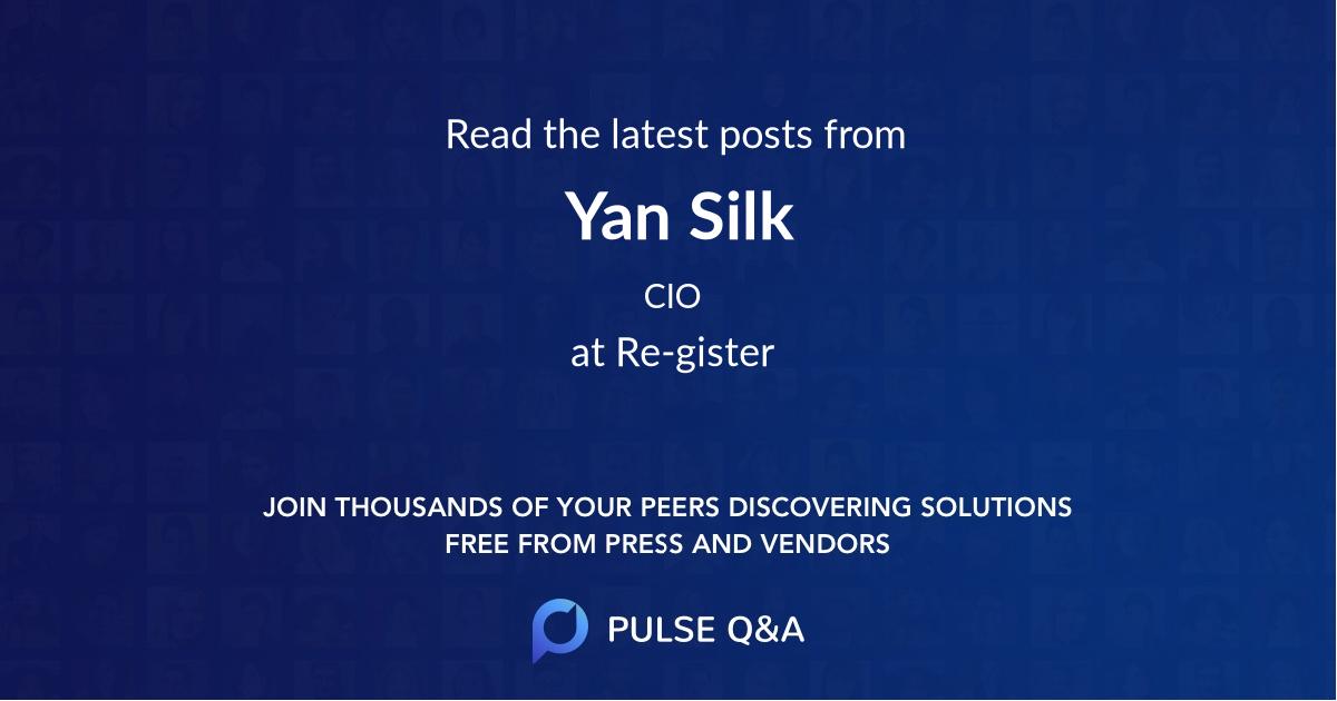 Yan Silk