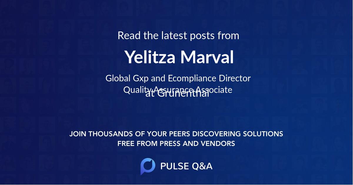 Yelitza Marval