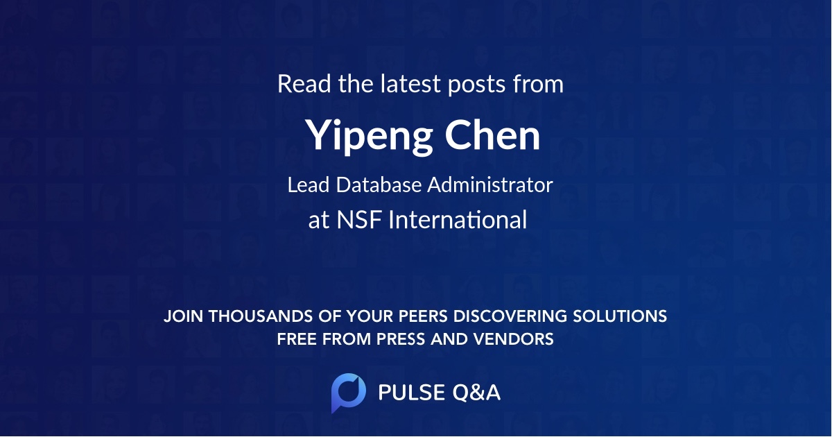 Yipeng Chen