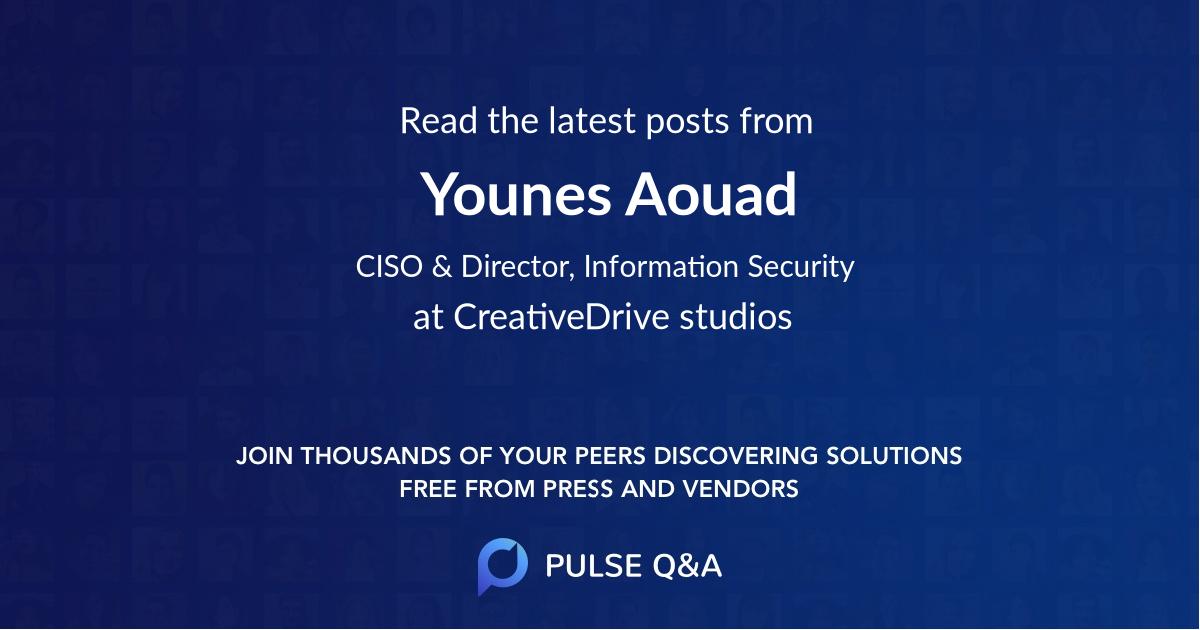 Younes Aouad