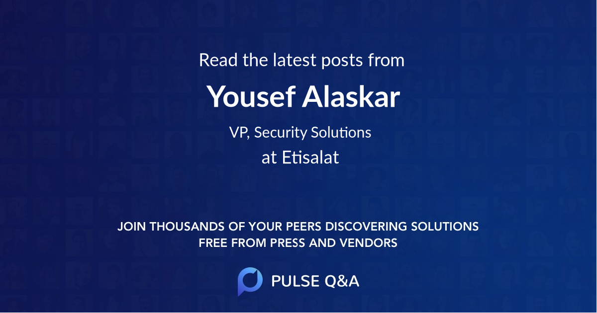 Yousef Alaskar