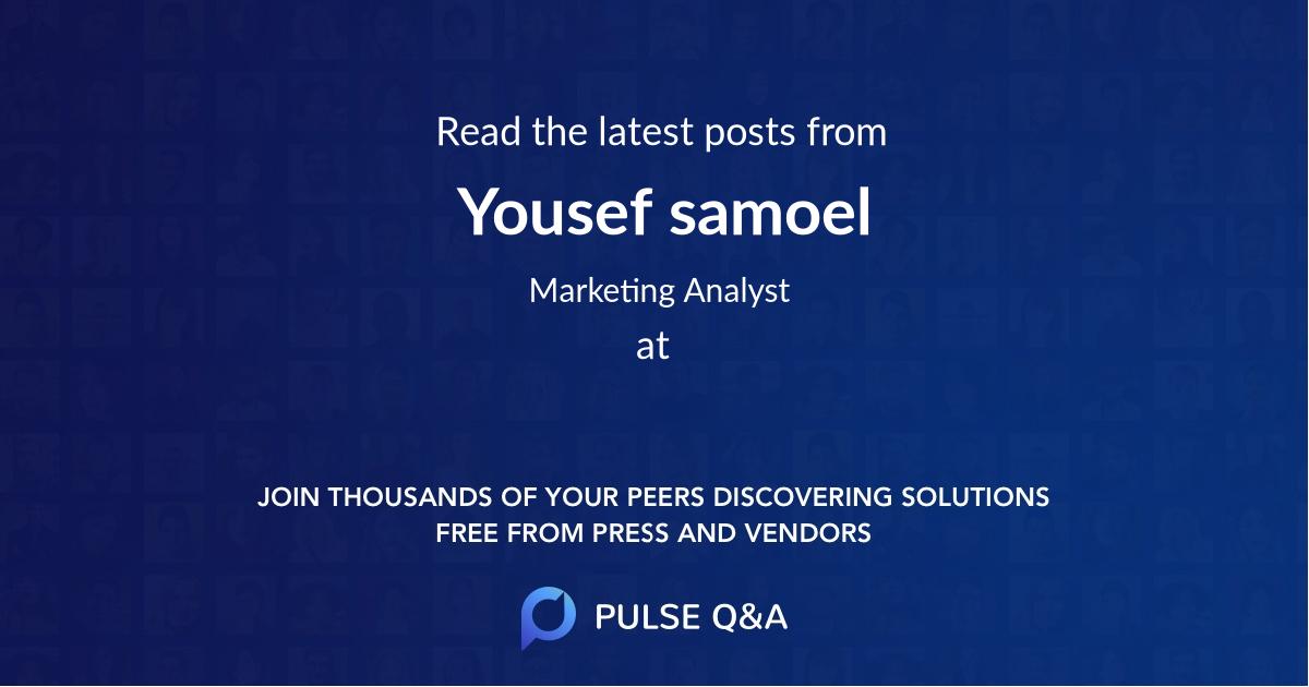 Yousef samoel