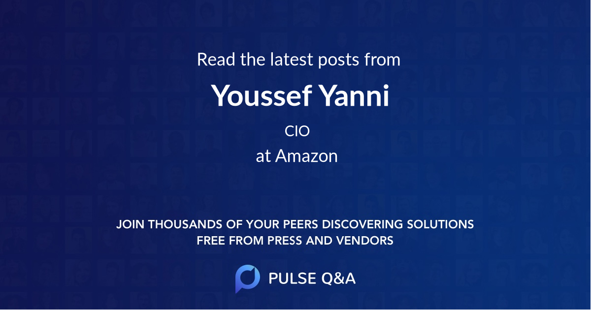 Youssef Yanni