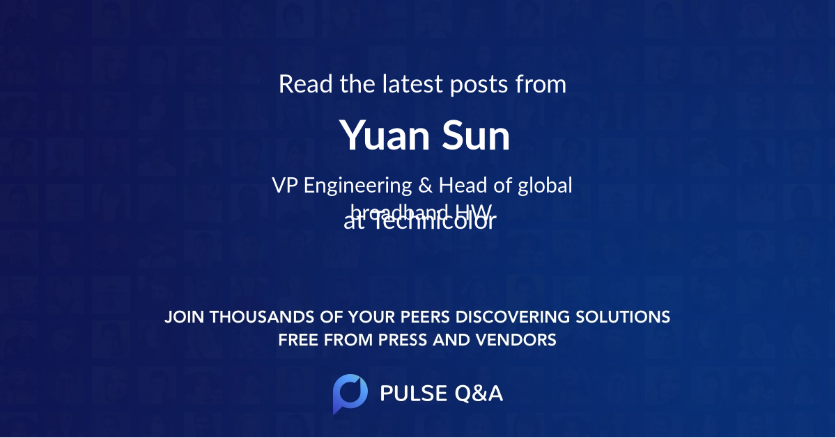 Yuan Sun