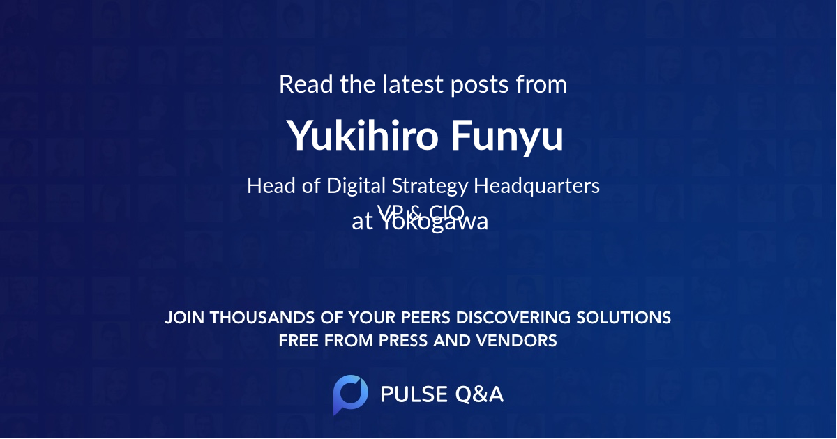 Yukihiro Funyu