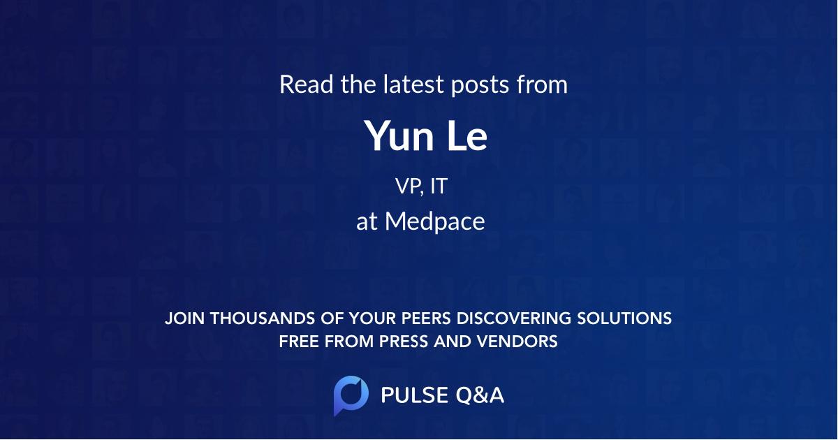 Yun Le