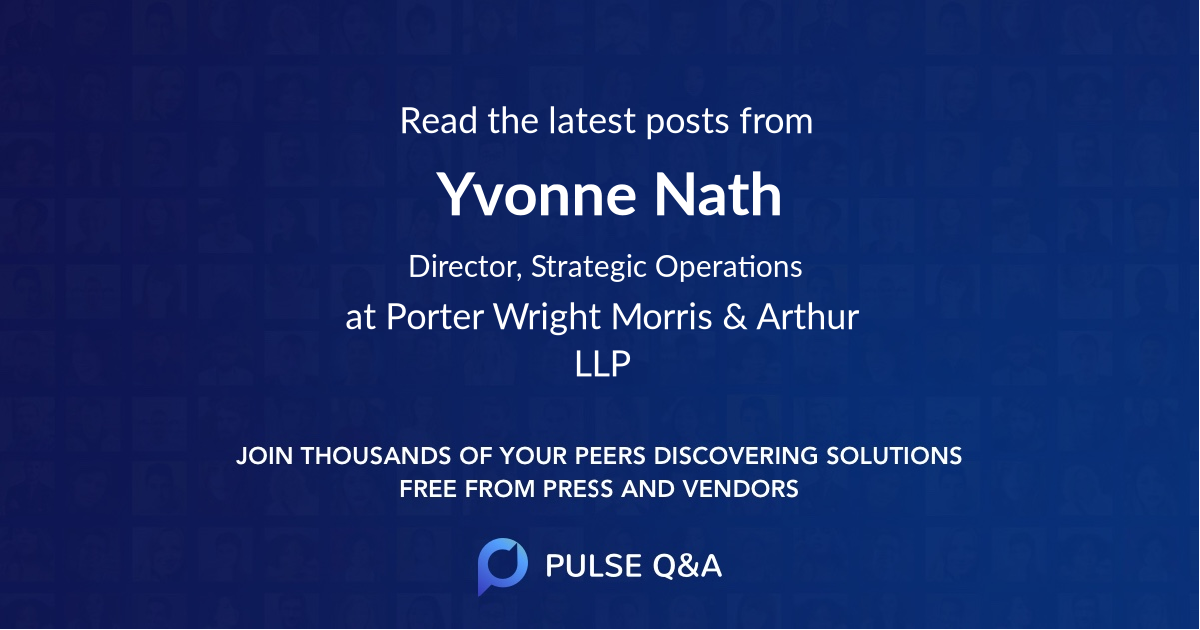Yvonne Nath