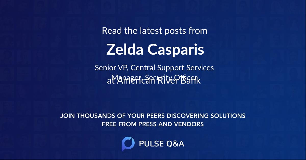 Zelda Casparis