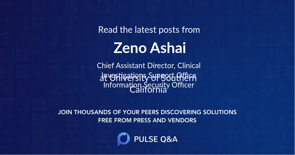 Zeno Ashai