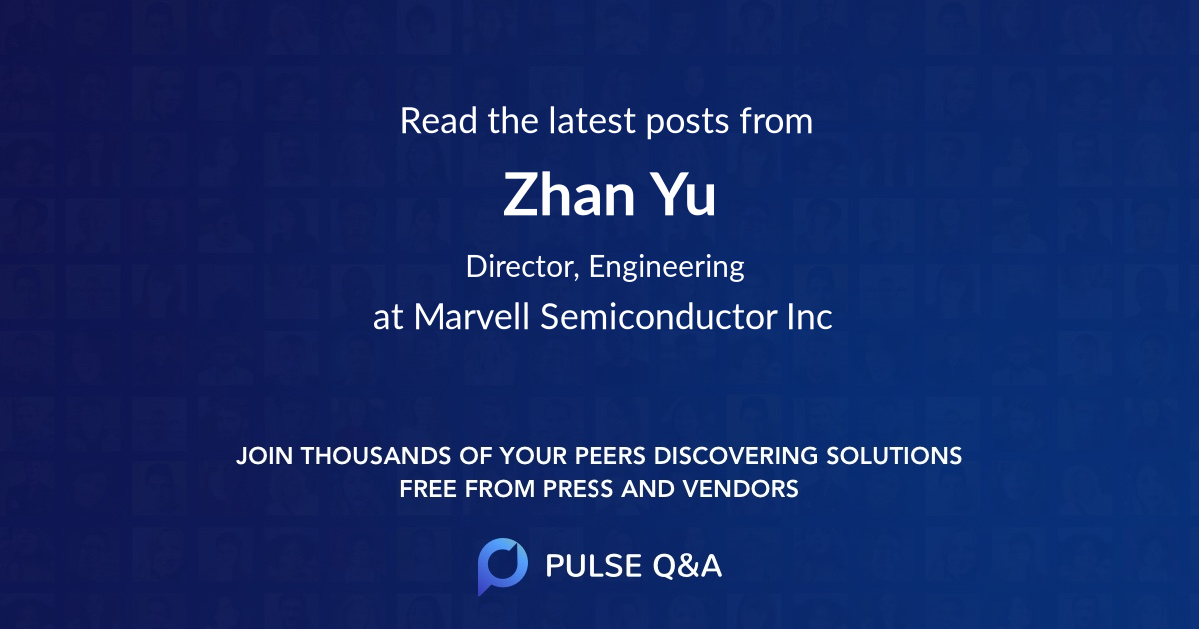 Zhan Yu