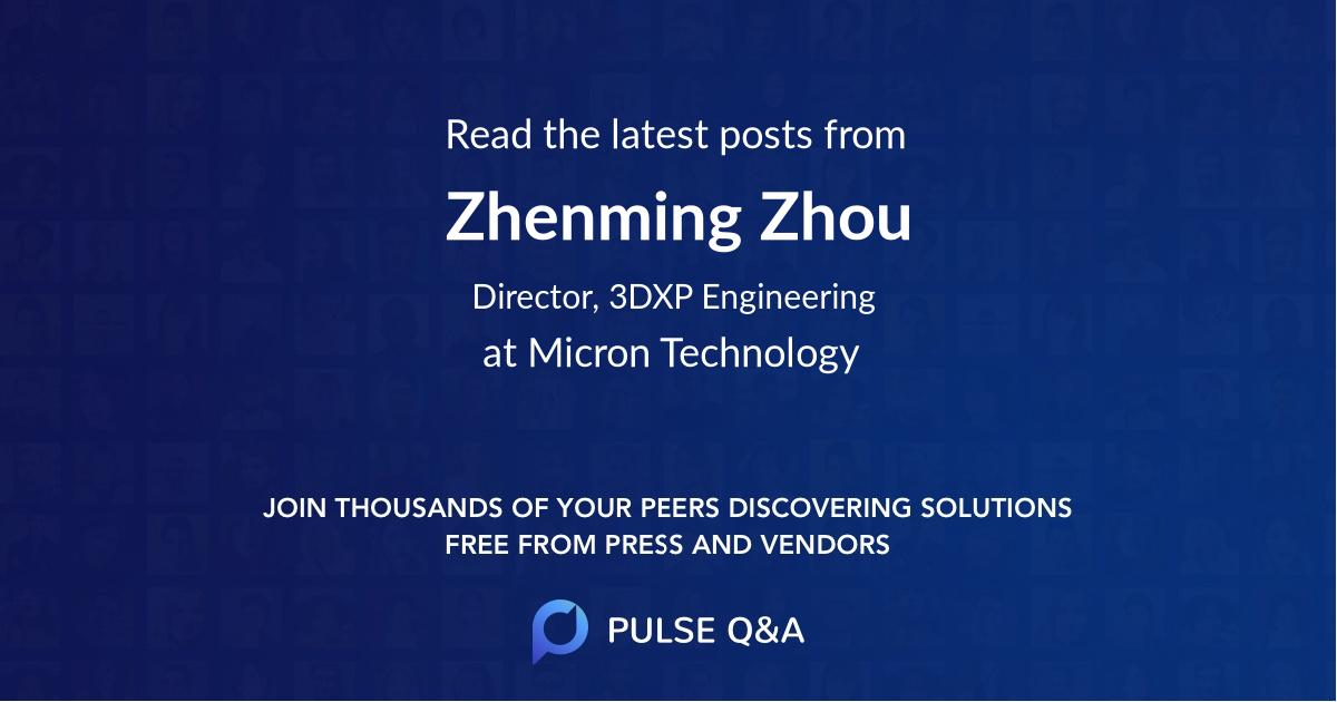 Zhenming Zhou