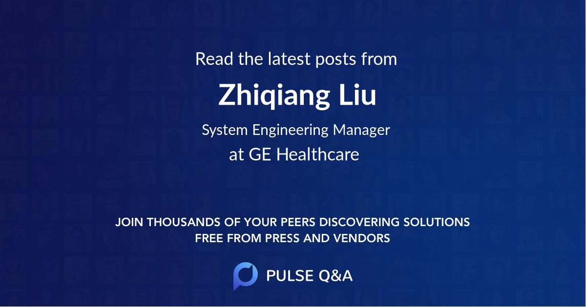 Zhiqiang Liu