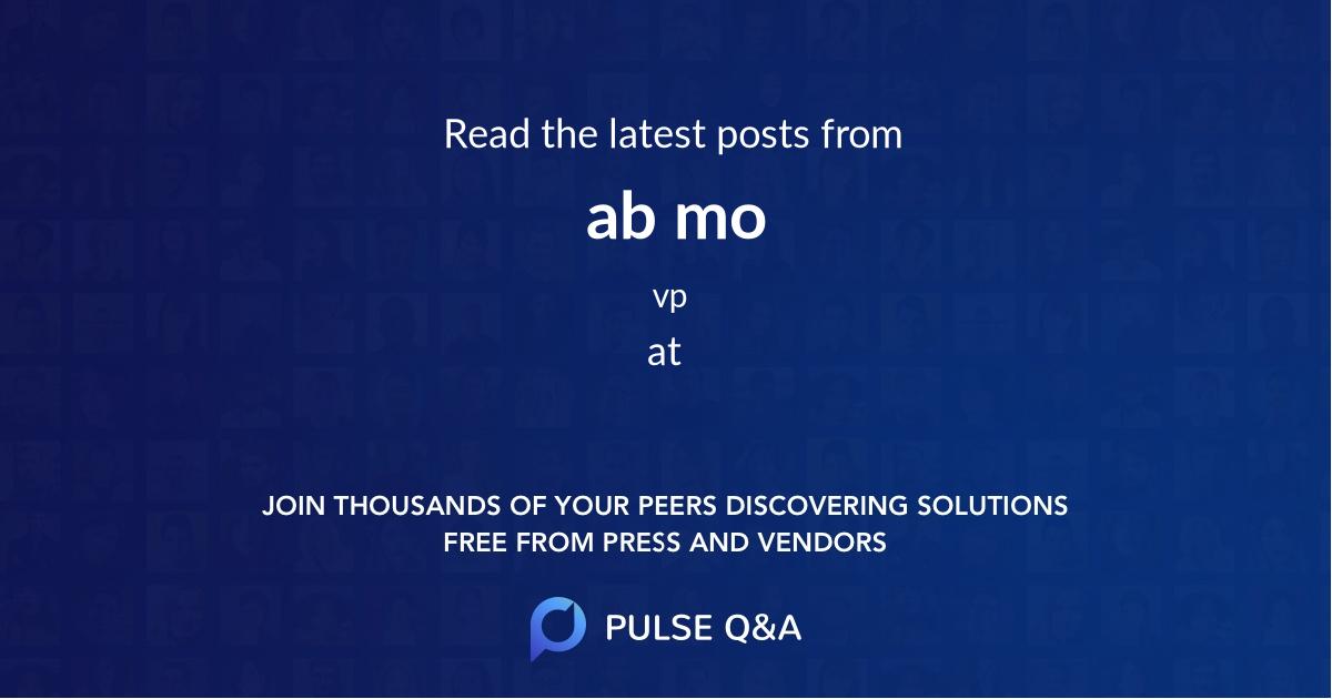 ab mo