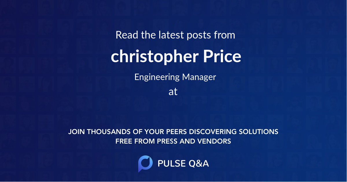 christopher Price