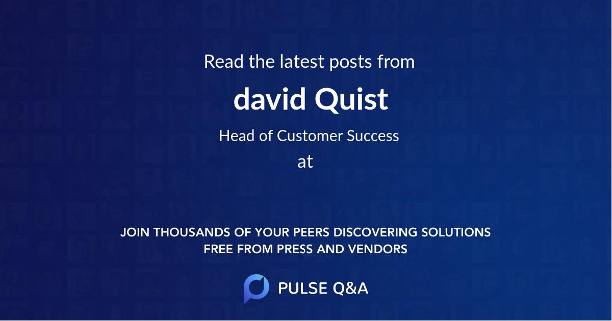 david Quist