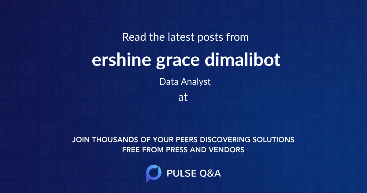 ershine grace dimalibot