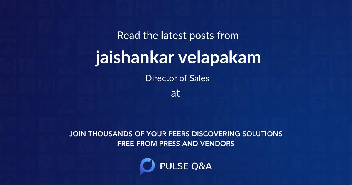 jaishankar velapakam