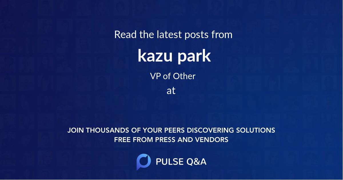 kazu park