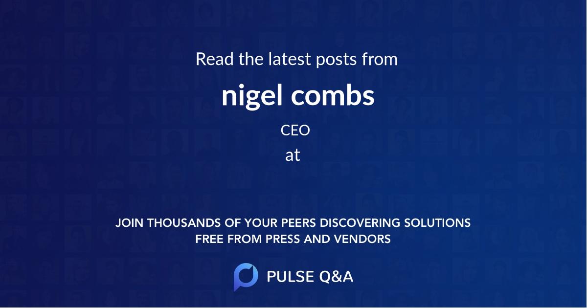 nigel combs