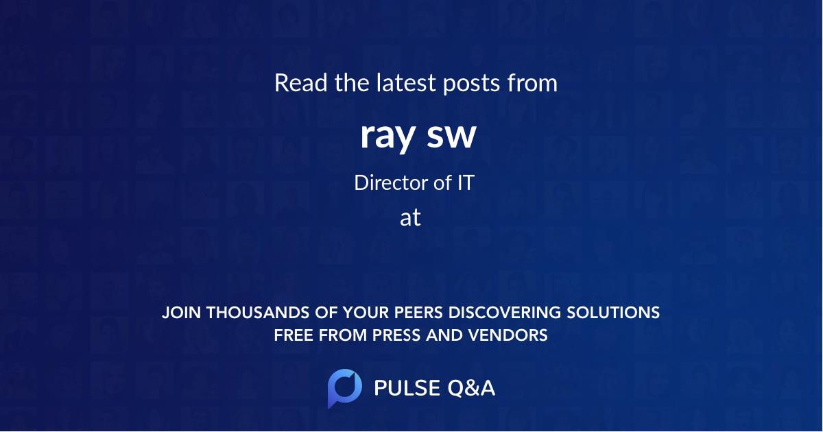 ray sw