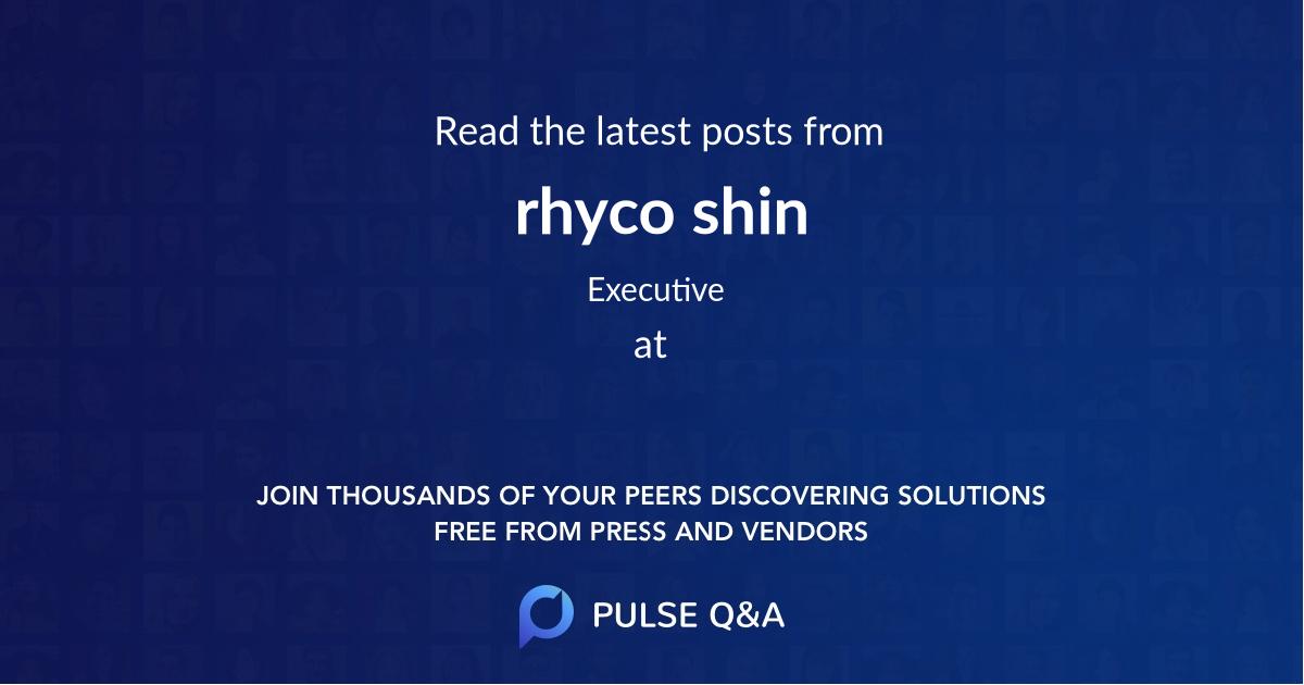 rhyco shin