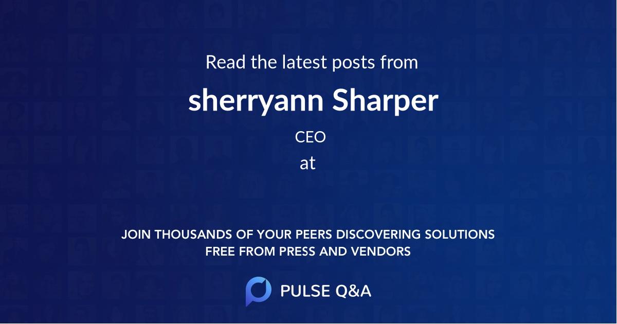sherryann Sharper