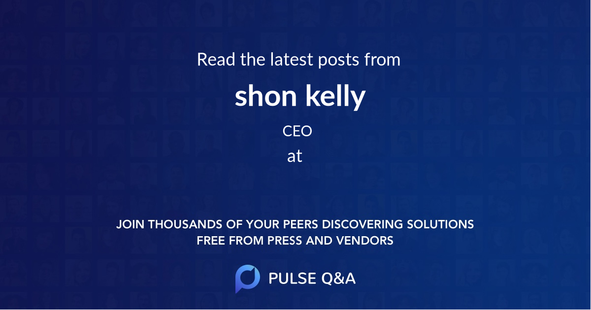 shon kelly