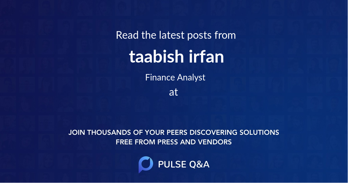 taabish irfan