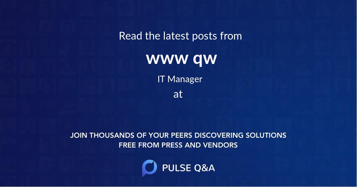 www qw
