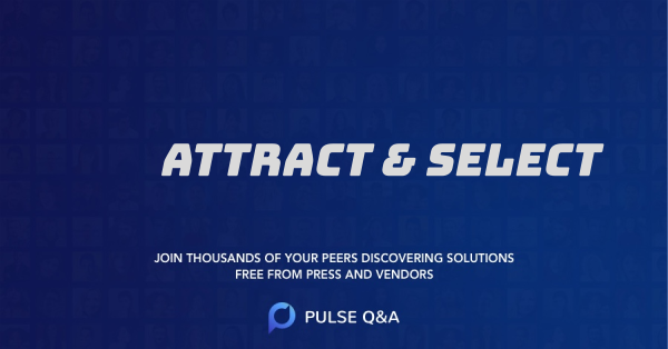 Attract & Select